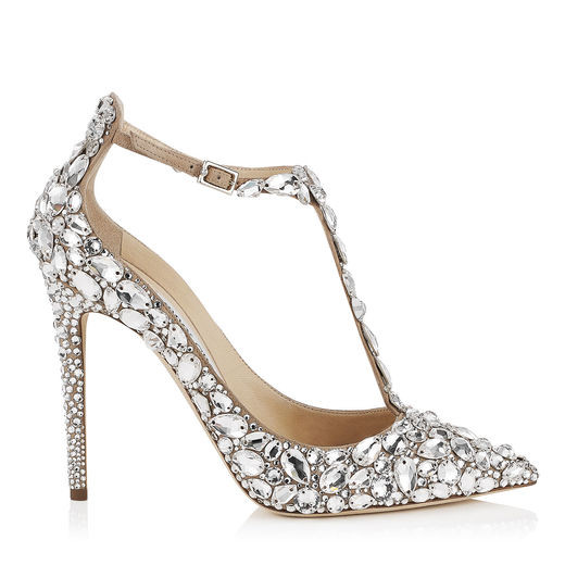 Wedding Chat with Sande - Happy 20th Anniversary Jimmy Choo!