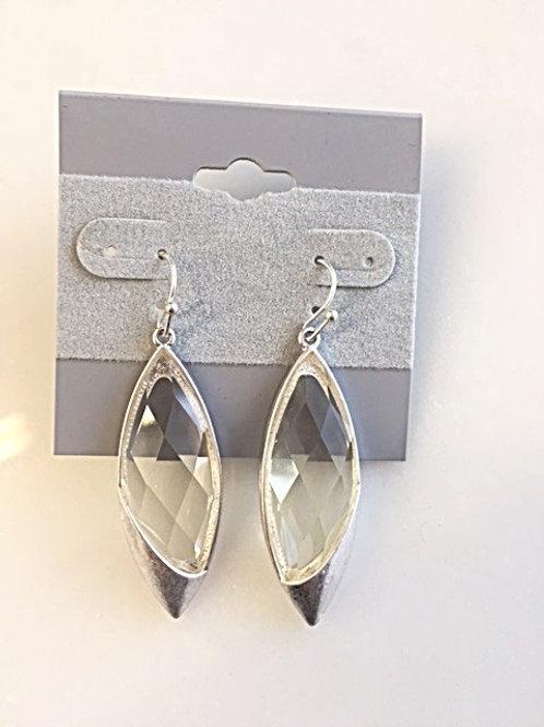 Nia Crystal Earrings