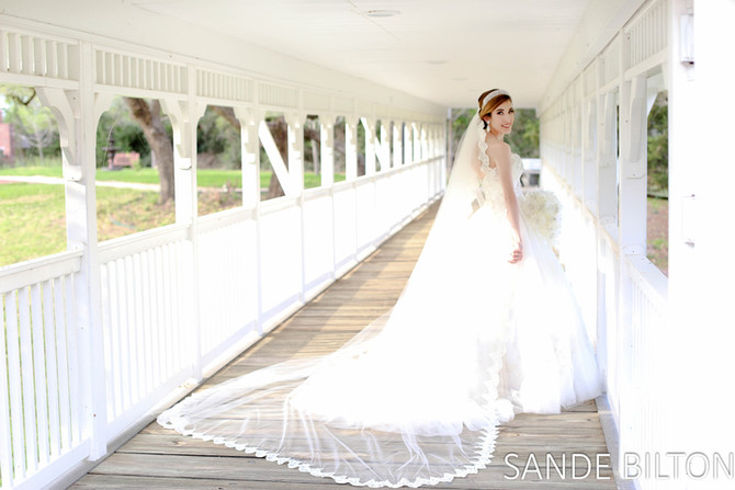 Bridal Photo Shoot | Brittany