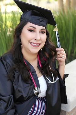 College Graduation Photo Session
