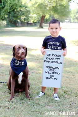 Baby Announcement!