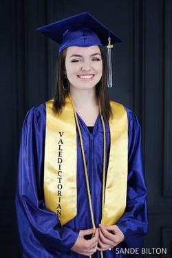 Faith Academy Valedictorian