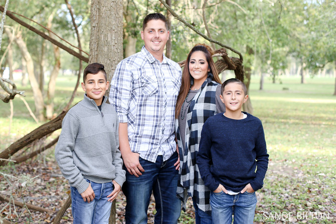 Family Session | The Hall Family
