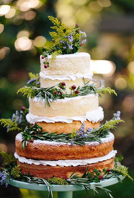 Wedding Chat With Sande - The Naked Wedding Cake