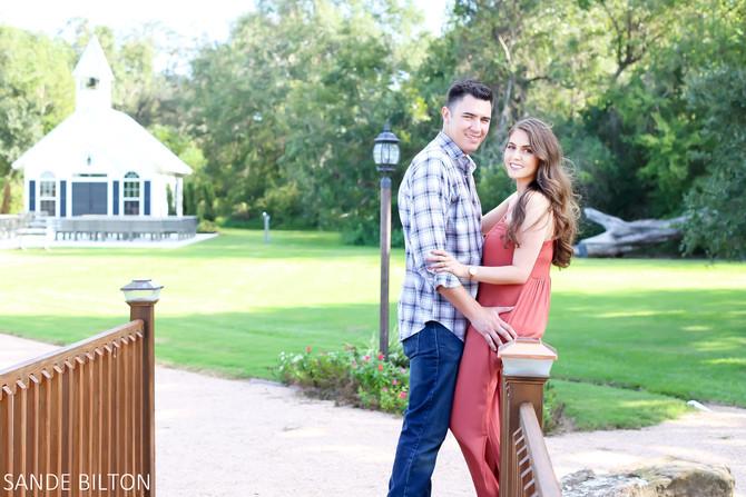 Engagement Photo Shoot | Josh & AnaBelle