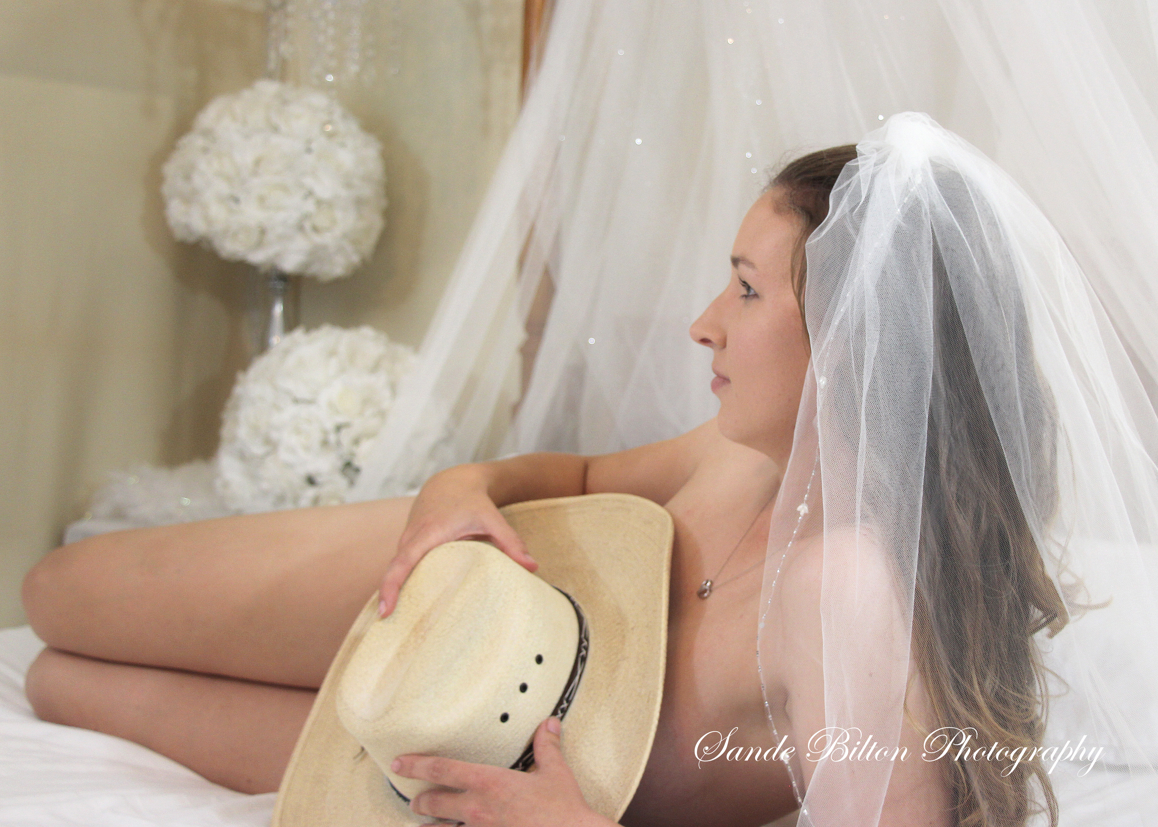 Beautiful Bridal Boudoir