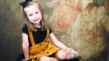 PRESLEE'S 4TH BIRTHDAY SESSION