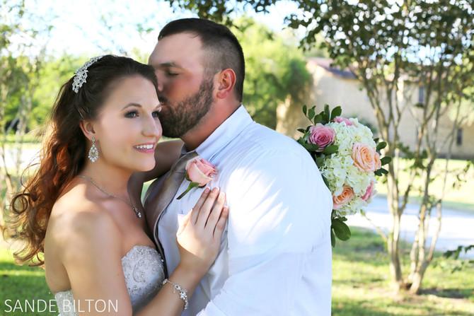 Danielle + Ray Wedding Day