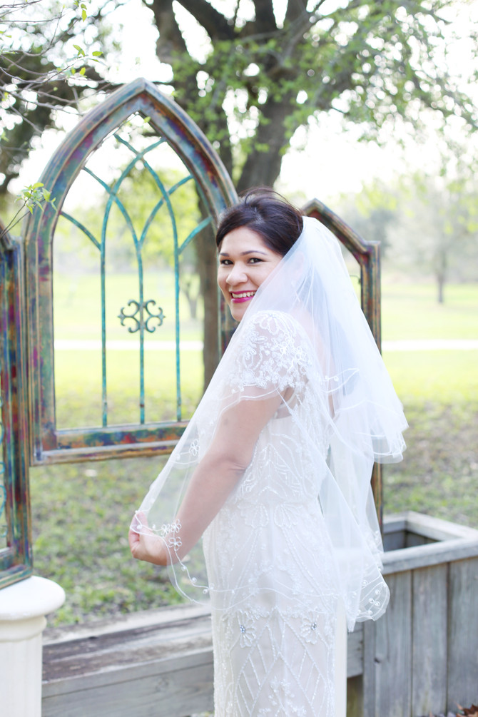 Wedding Chat with Sande - Picking the Perfect Veil