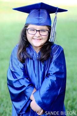 Faith Academy Kindergarten Graduate