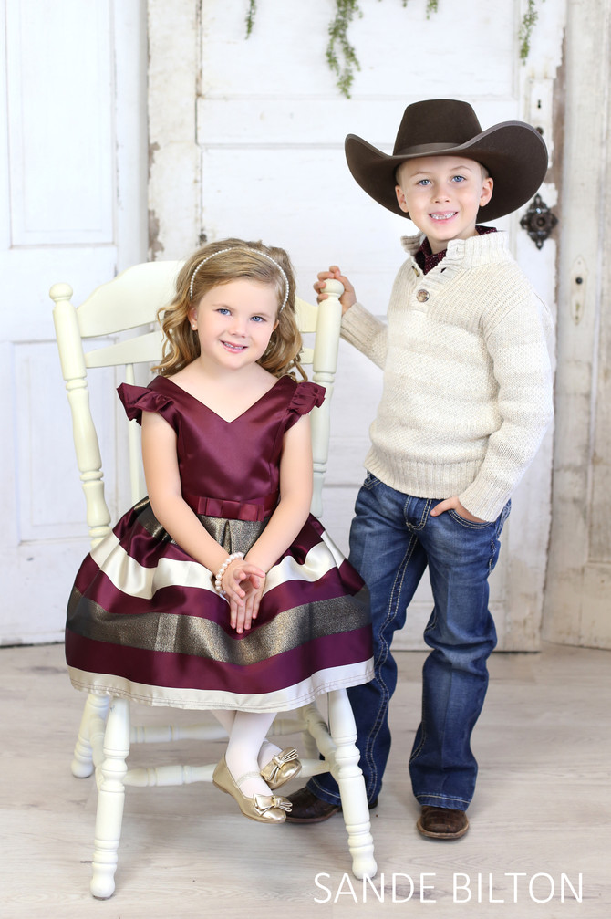 CHILDREN PHOTO SESSION | BRYNLEY & BAILEY