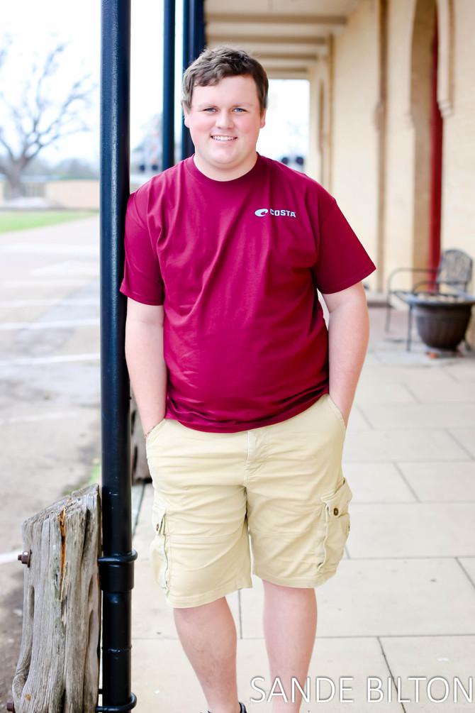 Cuero H.S. Senior | Bryce