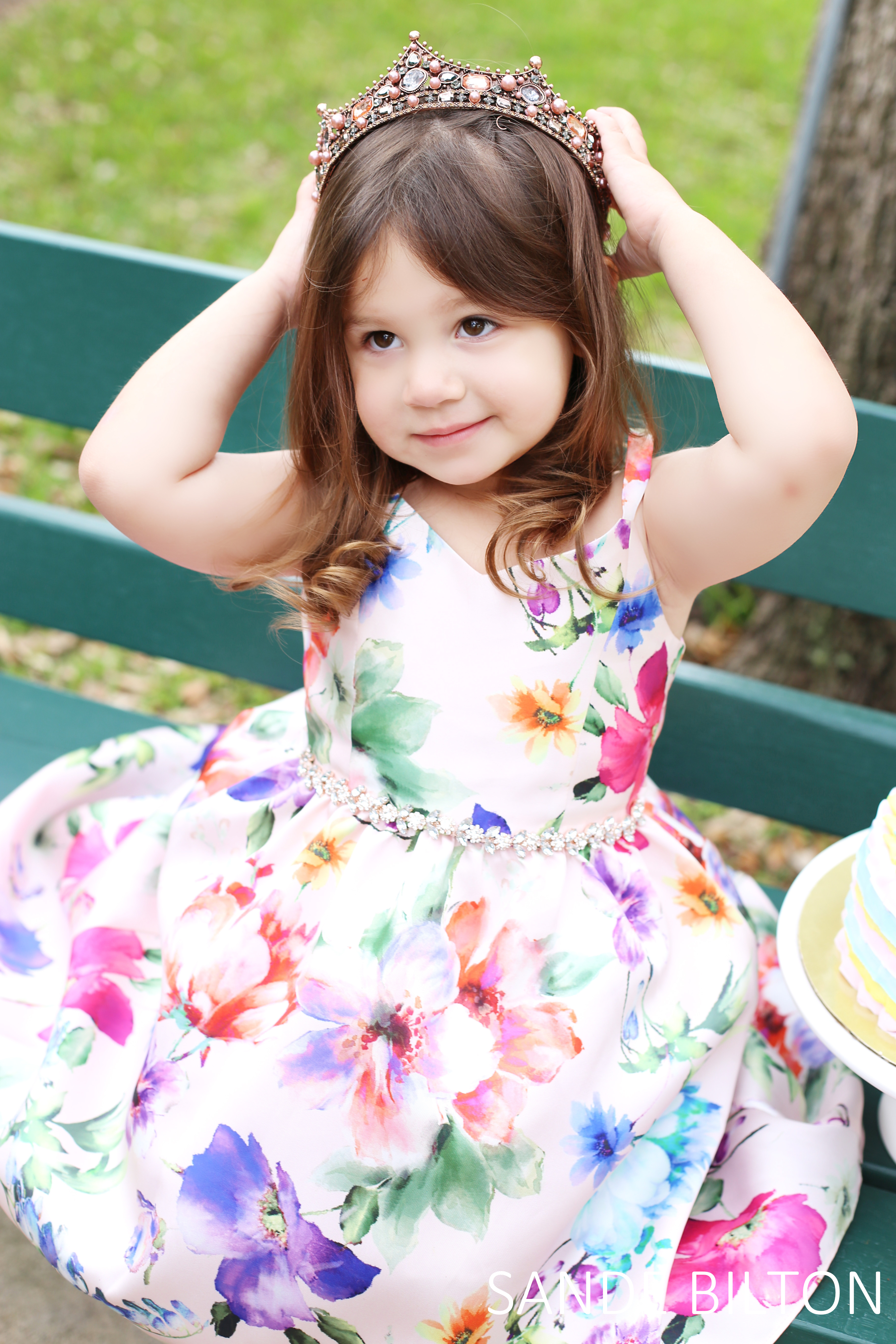 3rd Birthday Photo Session