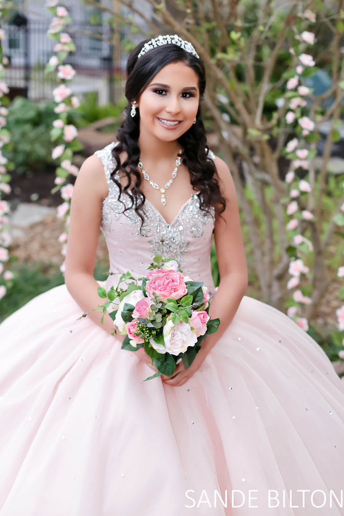 Quinceañera Session | Alyssah