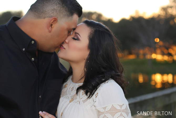 Engagement Photo Shoot | Chris + Cassie