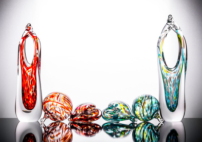 Wedding Chat with Sande - Unity in Glass