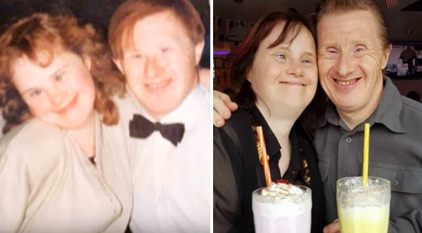 GOOD NEWS MONDAY | THIS BEAUTIFUL COUPLE WITH DOWN SYNDROME IS CELEBRATING THEIR 22ND ANNIVERSARY!