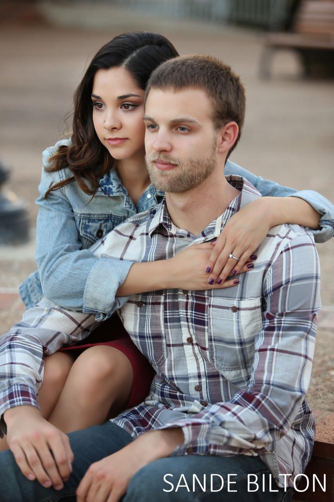 Sarah & Garrett | A Royal Love Story