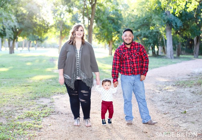 FAMILY SESSION | VICTOR, KYLIE & FREDDIE