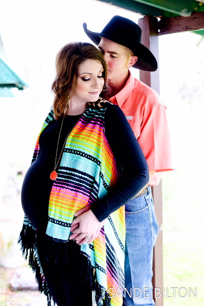 Maternity Photo Shoot | Kaye & Bryan (and little Brantley)