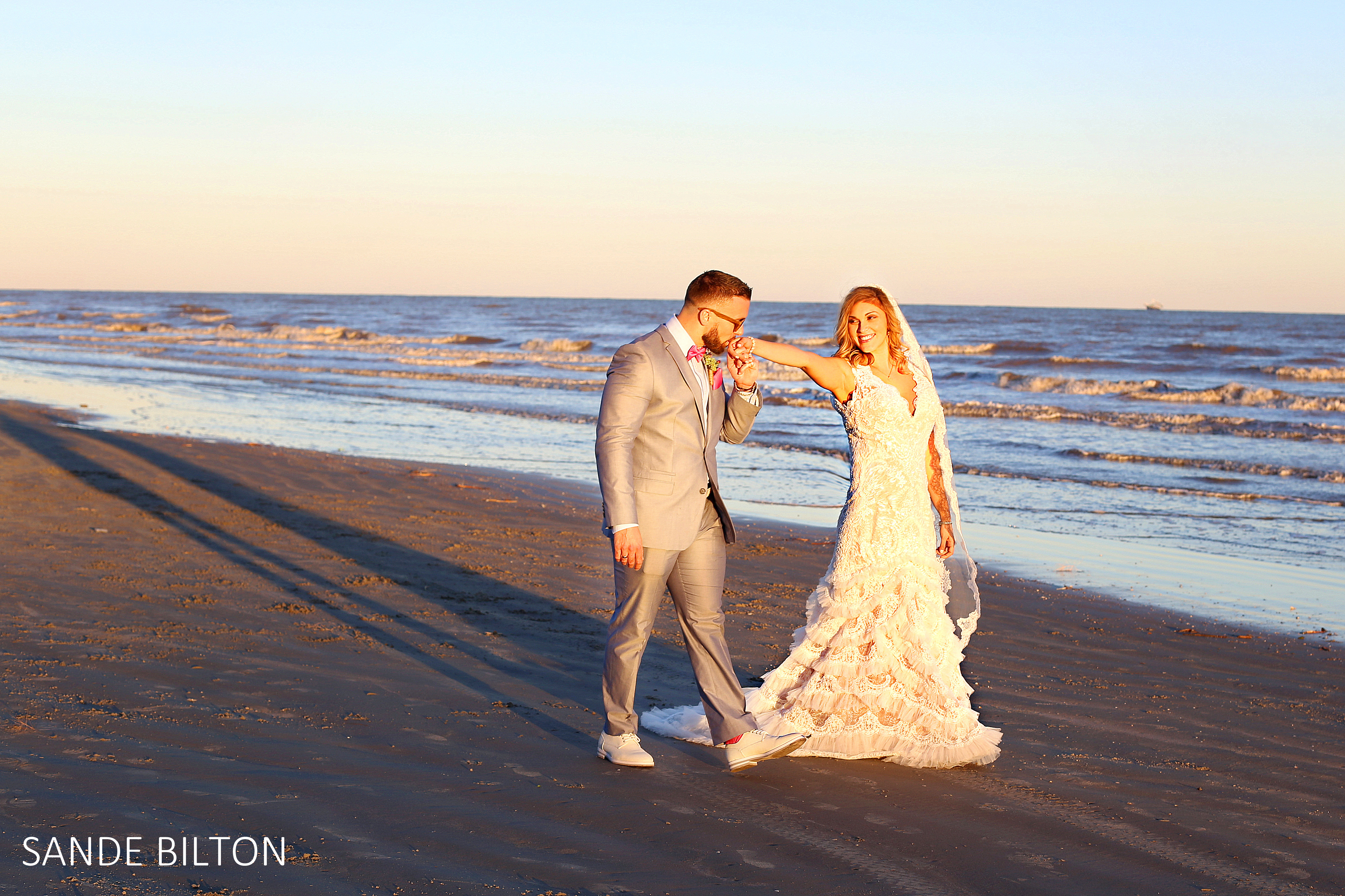 Galveston Wedding