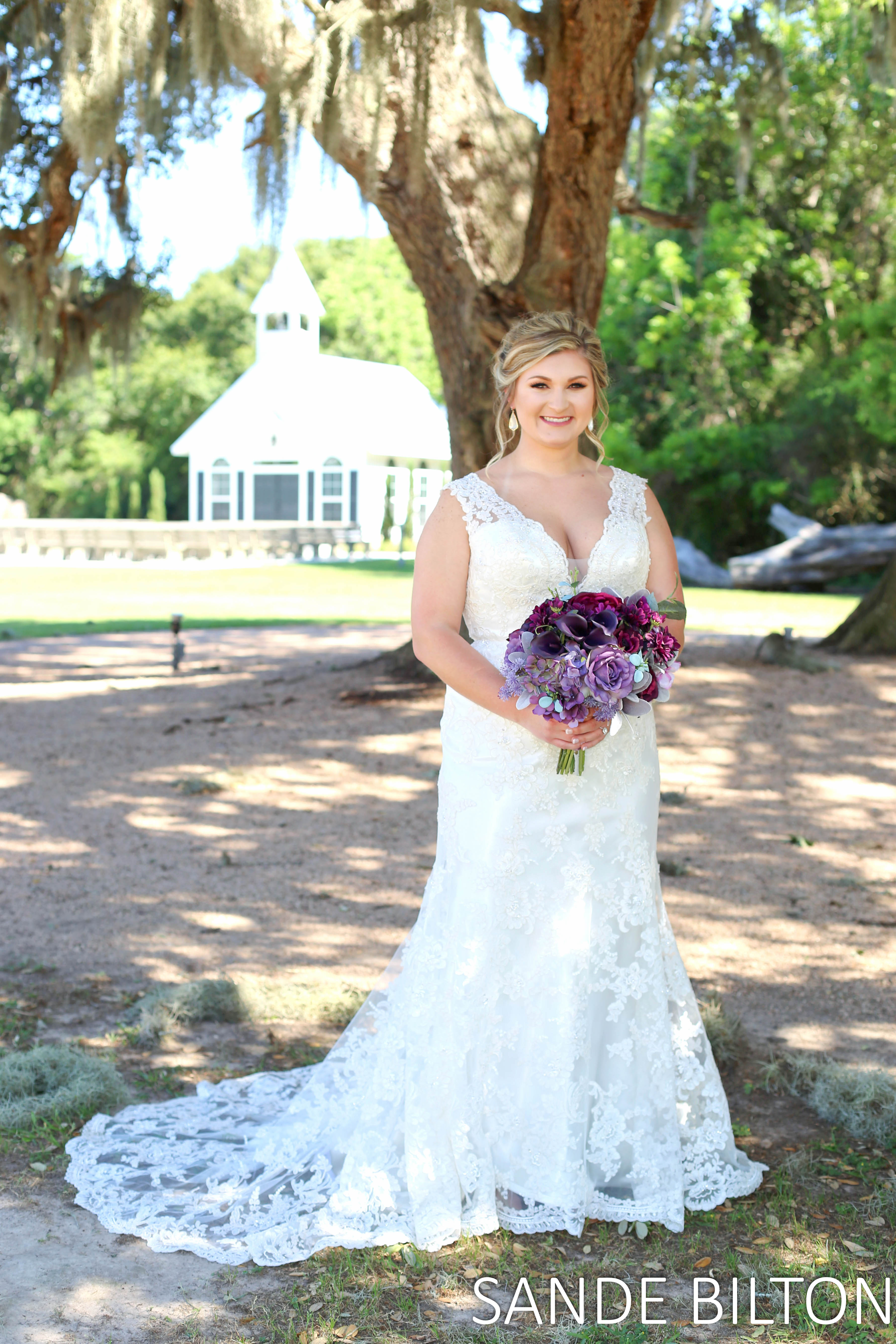 Bridal at Beneath The Oaks