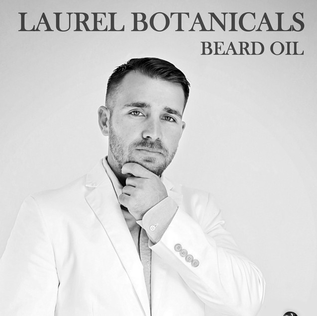 Laurel Botanical Beard Oil