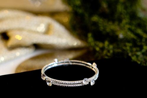 Evaly Crystal Bracelet