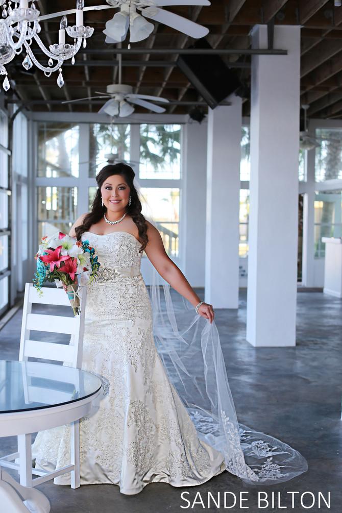 Bridal Photo Shoot - Amanda