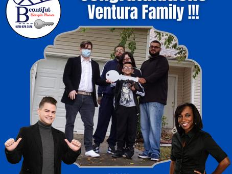 Congratulations VENTURA FAMILY!!!