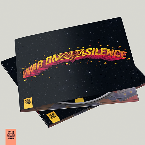 War On Silence CD