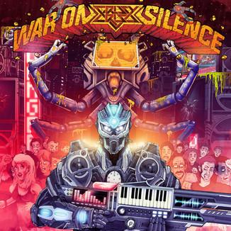WAR ON SILENCE ALBUM
