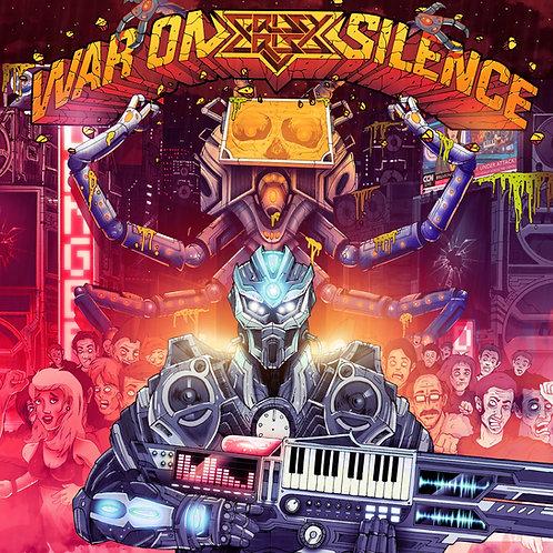 Crissy Criss - War On Silence LP