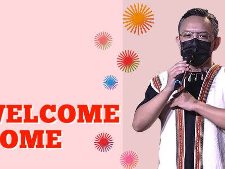2021.08.01 Welcome Home-松慕強牧師