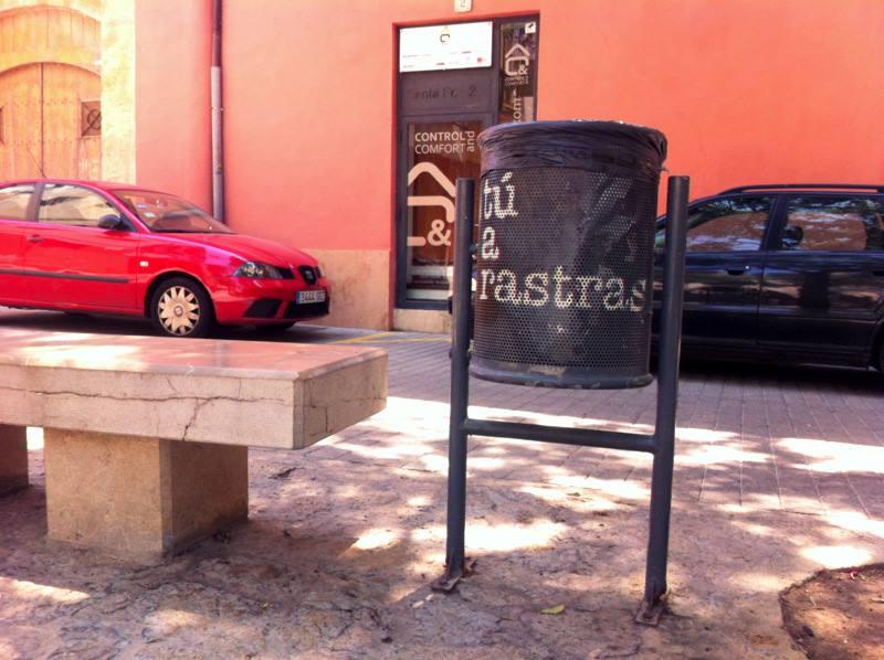 streetart santafe mallorca