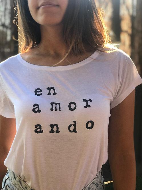 Camiseta en amor ando