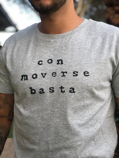 Camiseta chico con moverse
