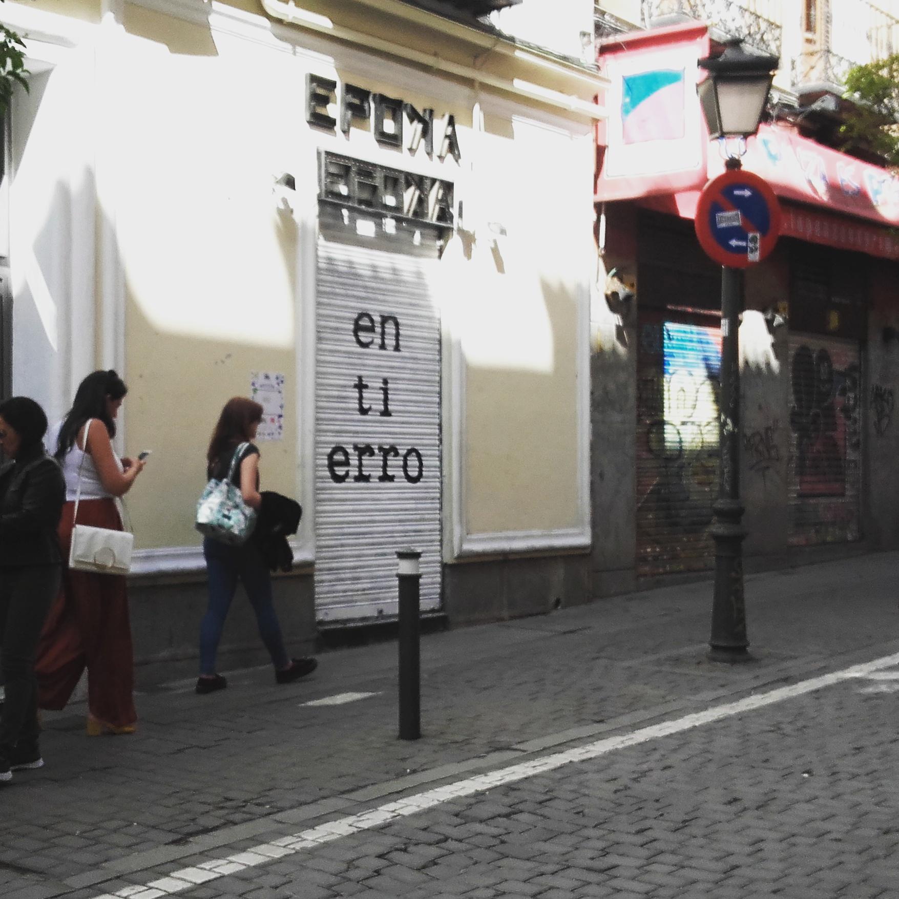 streetart malasaña '17