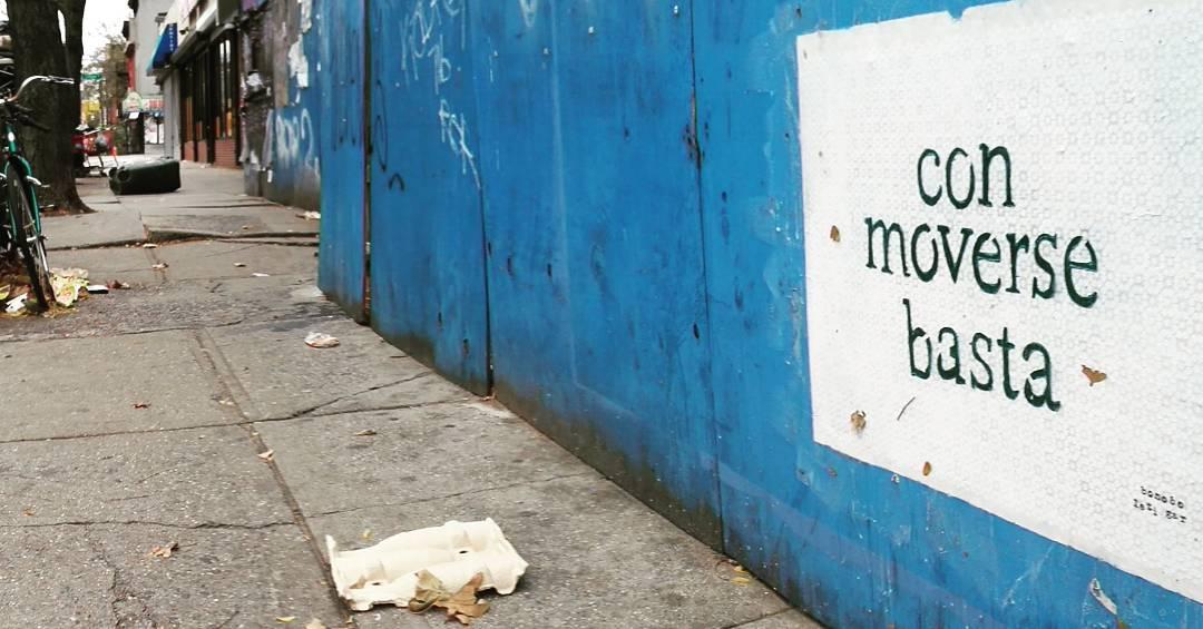 streetart newyork brooklyn '16