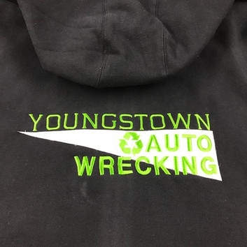 Youngstown Auto Wrecking
