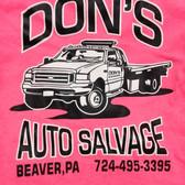 Don's Auto Salvage