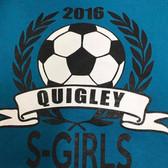 Quiqley Girls Voolleyball 2016