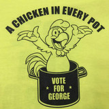 Vote for George