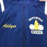 Hopewell Vikings Cheerleading