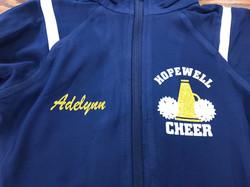 Hopewell Cheer