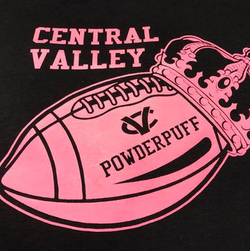 Central Valley Powderpuff Football