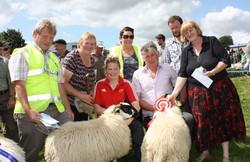 Osmonds Ewe Lamb Champion Pair