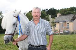 Brian O'Sullivan and his Horse