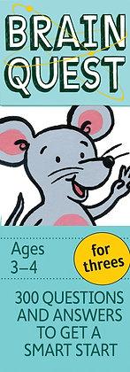 Brain Quest: For Threes