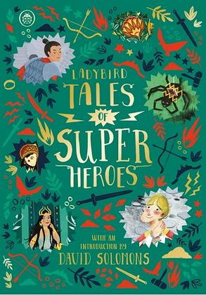 Ladybird Tales of Superheroes
